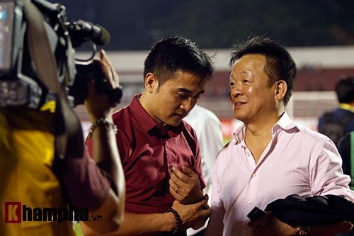 Sài Gòn FC bị cầm hoà, bầu Hiển vẫn thưởng lớn - 1