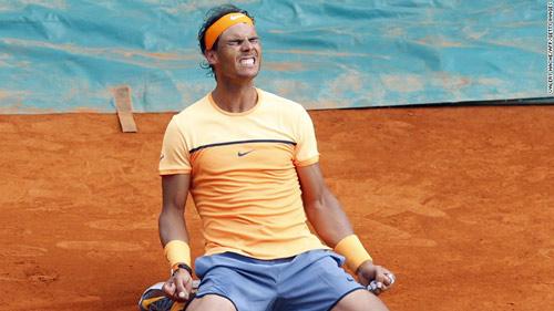Vô địch Monte Carlo, Nadal tiệm cận kỷ lục đất nện - 1