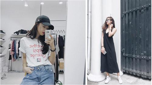 Khám phá cách sao Việt tạo điểm nhấn cho trang phục - 1