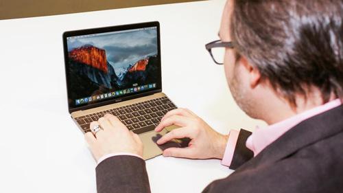 Đánh giá chi tiết Apple MacBook 12 inch (2016) - 9