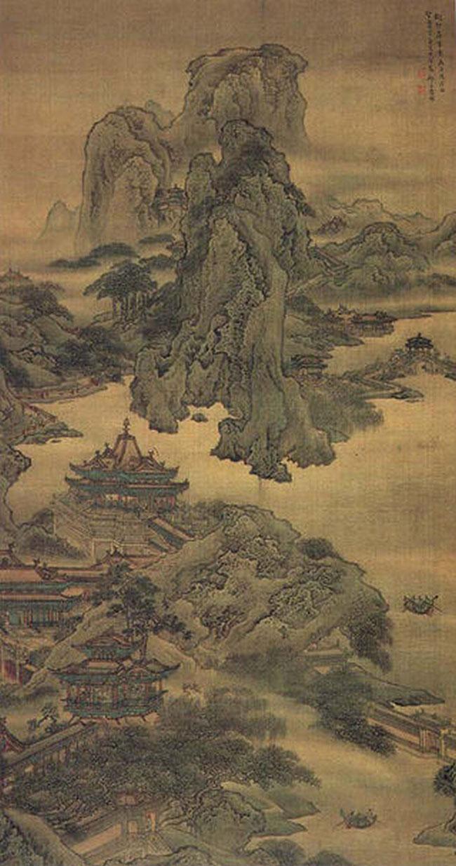 Cung A Phòng, nỗi hận ngàn đời của Tần Thủy Hoàng - 1