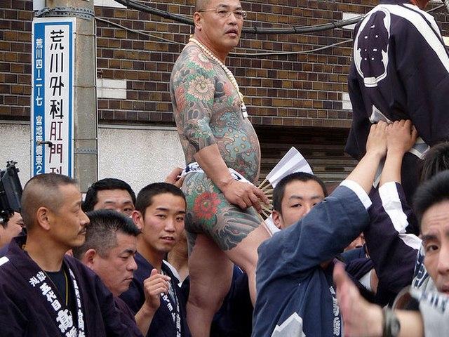 Ý nghĩa hình xăm rồng phượng trên người mafia Nhật - 4