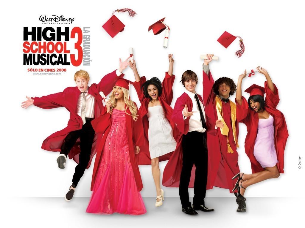 Trailer phim: High School Musical 3: Senior Year - 1