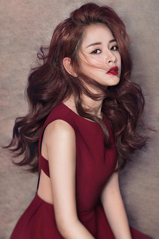 Chi Pu là hot girl được đánh giá ngày càng trưởng thành và thành công trên con đường nghệ thuật.