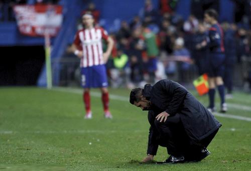 """Diego Simeone: """"Kẻ phản diện"""" hay chiến binh - 1"""