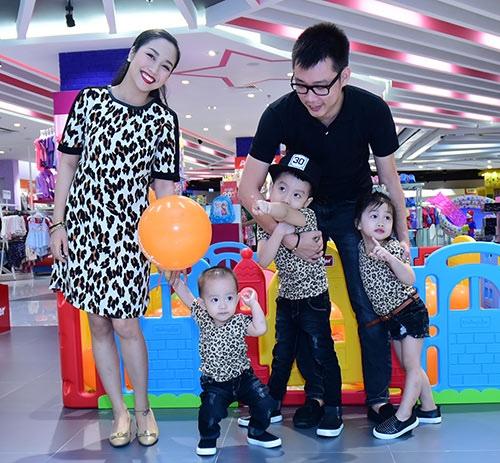 """MC """"Ốc"""" Thanh Vân đang ấp ủ kế hoạch làm mẹ lần 4 - 1"""