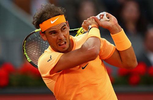 Nadal - Querrey: Bình minh giả (V3 Madrid Open) - 1