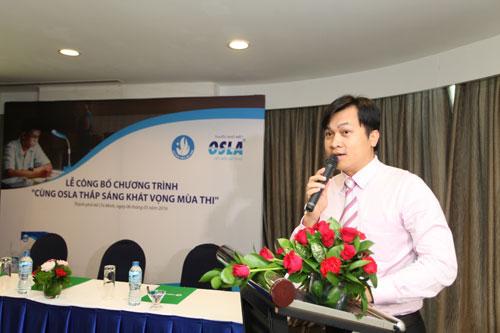 Osla và TW Hội sinh viên Việt Nam cùng thắp sáng khát vọng mùa thi - 1
