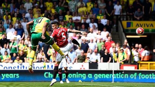Video MU vs Norwich - 1
