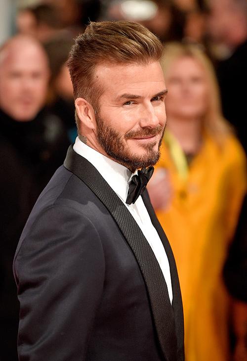 David Beckham được chọn là người đàn ông mặc đẹp nhất - 1