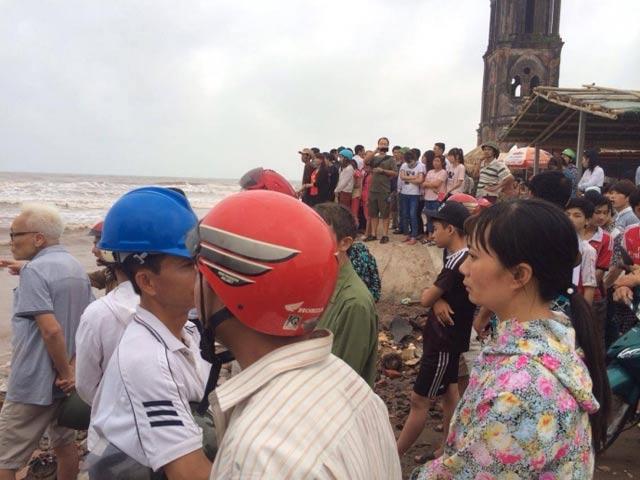 3 học sinh chết đuối ở Nam Định - Xác định danh tính nạn nhân - 1