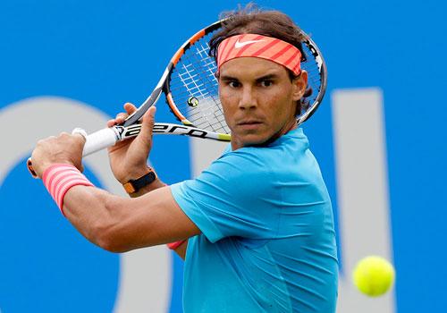 Rome Master trên sân đất nện: Hào hứng dõi theo Nadal - 1