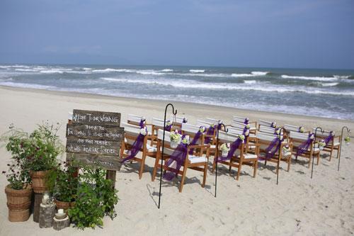 Naman Retreat - Điểm đến lý tưởng cho đám cưới trong mơ - 1