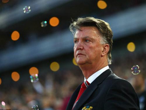 MU thua ngược, Van Gaal vẫn lạc quan dự cúp C1 - 1