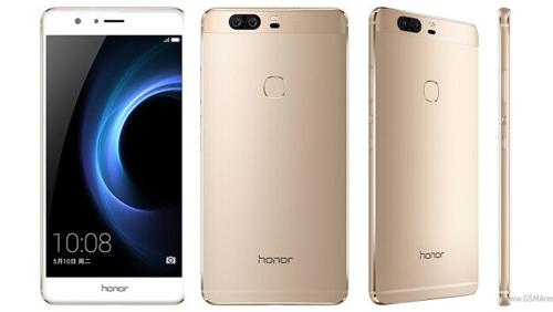 Ra mắt Honor V8 camera kép 12MP, giá bình dân - 1