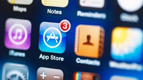 """Apple kiếm tiền """"khủng"""" nhờ bán ứng dụng trên App Store - 1"""