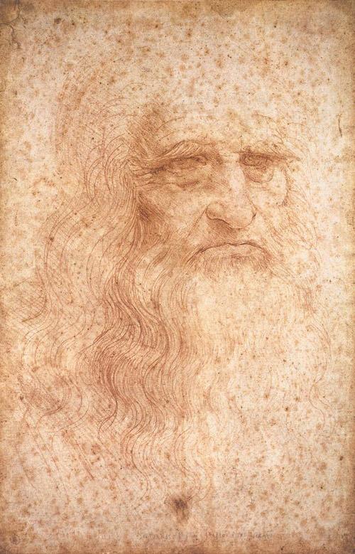 Những bí mật xoay quanh các bản thiết kế của Leonardo da Vinci - 1