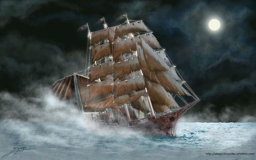Top 10 câu chuyện về tàu ma bí ẩn nhất lịch sử hàng hải - 1