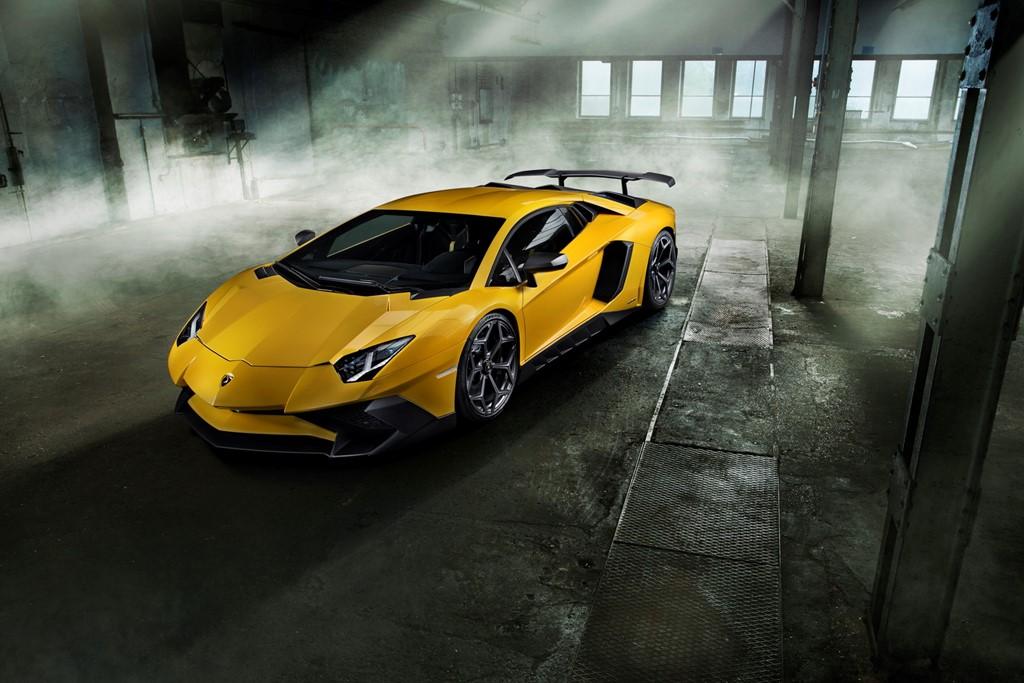 Lamborghini Aventador SV phiên bản độ Novitec cực phá cách - 1
