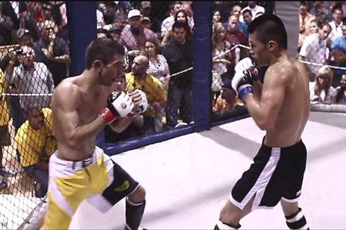 Thêm tay đấm gốc Việt gây chấn động làng MMA - 1