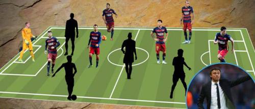 """""""Dream Team"""" của Barca mùa tới: Cần 4 mảnh ghép mới - 1"""