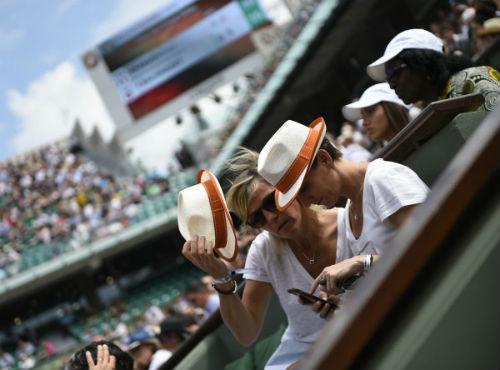 Roland Garros ngày 7: Ivanovic dừng bước, Tsonga bỏ cuộc - 1