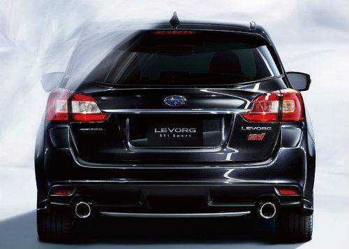 Subaru Levorg STI Sport chính thức ra mắt, đẹp hơn - 2