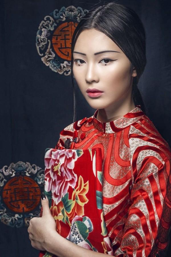 3 nàng hotgirl Việt xinh, cao, nhà giàu và sành điệu - 1