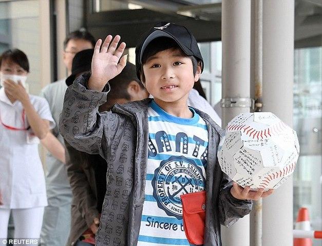 """Cậu bé Nhật lạc trong rừng gấu: """"Con tha lỗi cho bố"""" - 1"""
