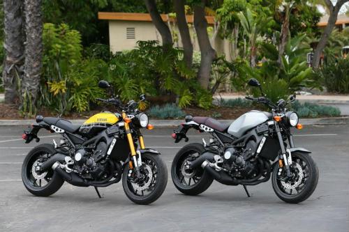Yamaha XSR900: Môtô hoài cổ chạy mê hoặc - 2
