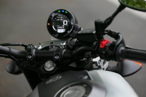 Yamaha XSR900: Môtô hoài cổ chạy mê hoặc - 3