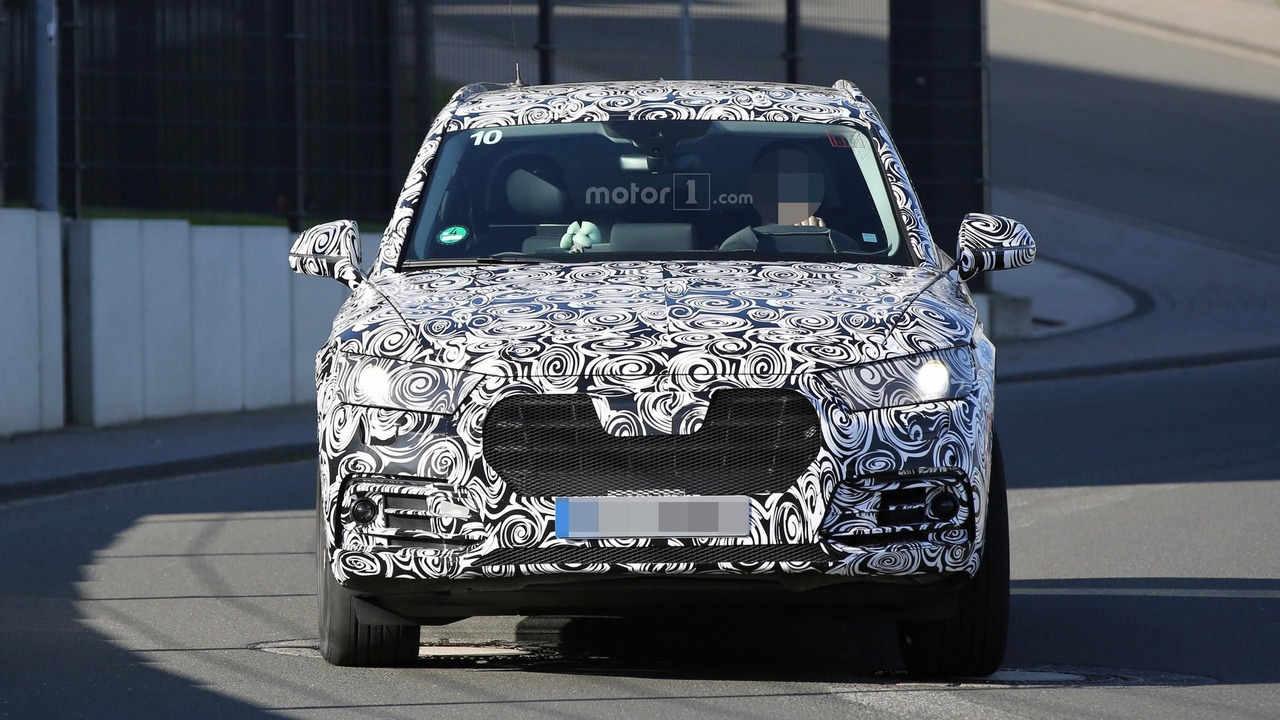 Audi SQ5 2018 sẽ trang bị hệ thống máy nén điện 48V - 3