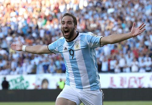 Argentina - Venezuela: Bùng nổ cùng Messi - 1