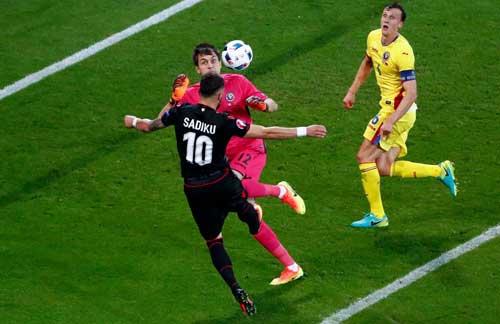 Video Romania vs Albania - 1