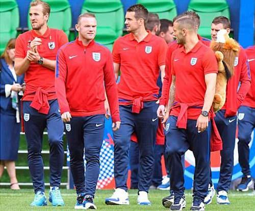 Slovakia – Anh: Rooney và canh bạc lớn của Hodgson - 1