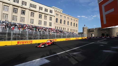 F1, European GP: Cách biệt lớn, niềm vui lớn - 1