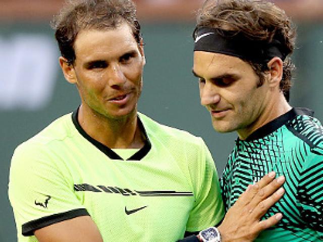 Bi kịch Nadal 2017: Tâm lý yếu và nỗi ám ảnh Federer