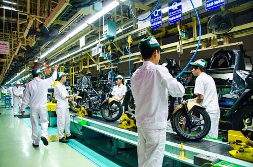 Việt Nam chính thức có thương hiệu sản xuất xe 2 bánh gắn động cơ - 1