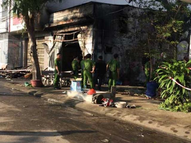 Đà Nẵng: Hoả hoạn trong đêm, 3 người trong nhà tử vong