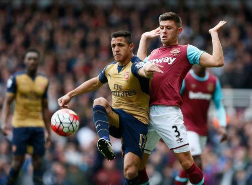 """Arsenal - West Ham: Cùng Wenger """"hò kéo Pháo"""" - 1"""