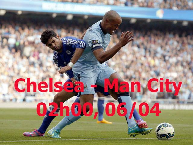 Chelsea - Man City: