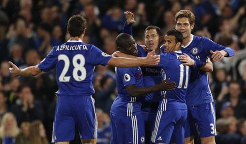Đếm ngược ngày Chelsea vô địch: Đăng quang sớm 3 vòng - 1