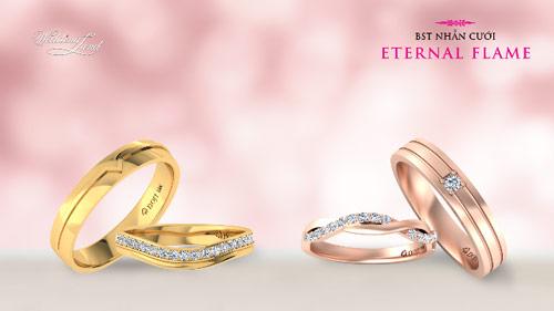 Nhẫn cưới nào hợp tính cách cô dâu của bạn? - 1