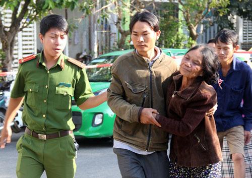 Cháy nhà 3 người chết ở Đà Nẵng: Cha mẹ bất lực nhìn con gái kêu cứu - 1
