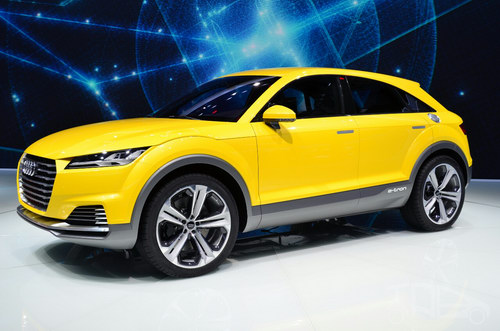 Audi Q4 hoàn toàn mới lộ diện - 1