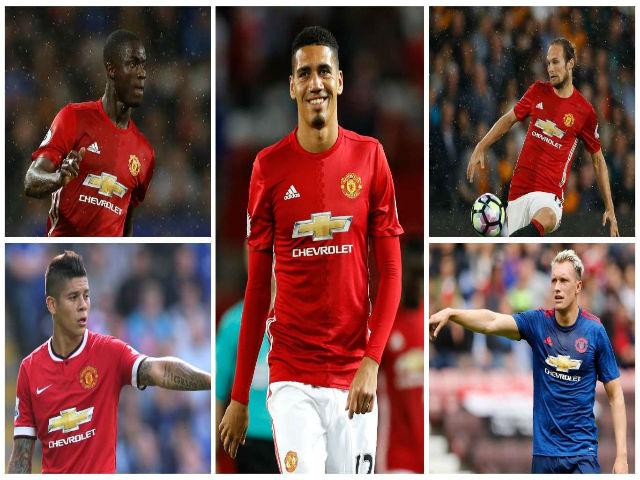 Mourinho điên đầu vì hàng thủ MU… không biết ghi bàn