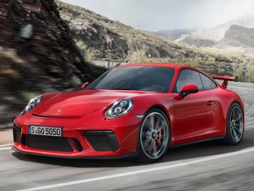 """Porsche """"miễn phí"""" nâng cấp hộp số sàn cho 911 GT3 2018 - 1"""