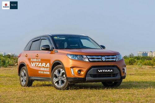 Suzuki Vitara - Đối thủ nặng ký trong phân khúc SUV đô thị - 1