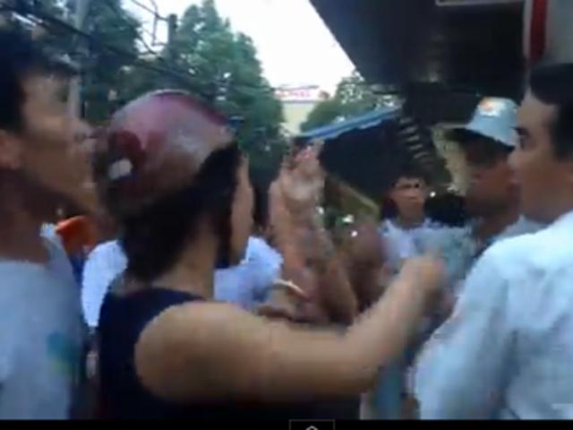 Phó chủ tịch phường bị tát khi dẹp vỉa hè ở Buôn Ma Thuột - 1