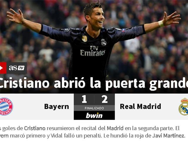 Ronaldo: Báo chí dự đoán đoạt QBV, fan phong